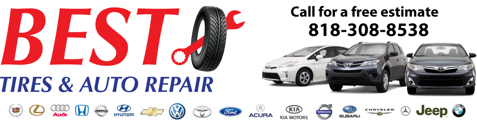 Best Tires & Auto Repair